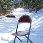 Art Photography AF Photos LLC Cold Chair