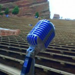 Denver Colorado Photography AF Photos Red Rocks Microphone