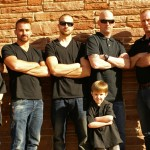Family Photos and Portraits AF Photos LLC Tough Boys