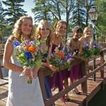 Formal Wedding Photography AF Photos Bridesmaids