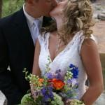 Formal Wedding Photography AF Photos Kiss