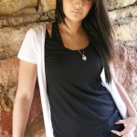 Model Portfolio Photography AF Photos LLC Rock Wall