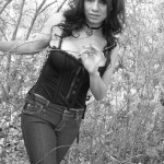 Model Portfolio Photography AF Photos LLC Black and White Morgan